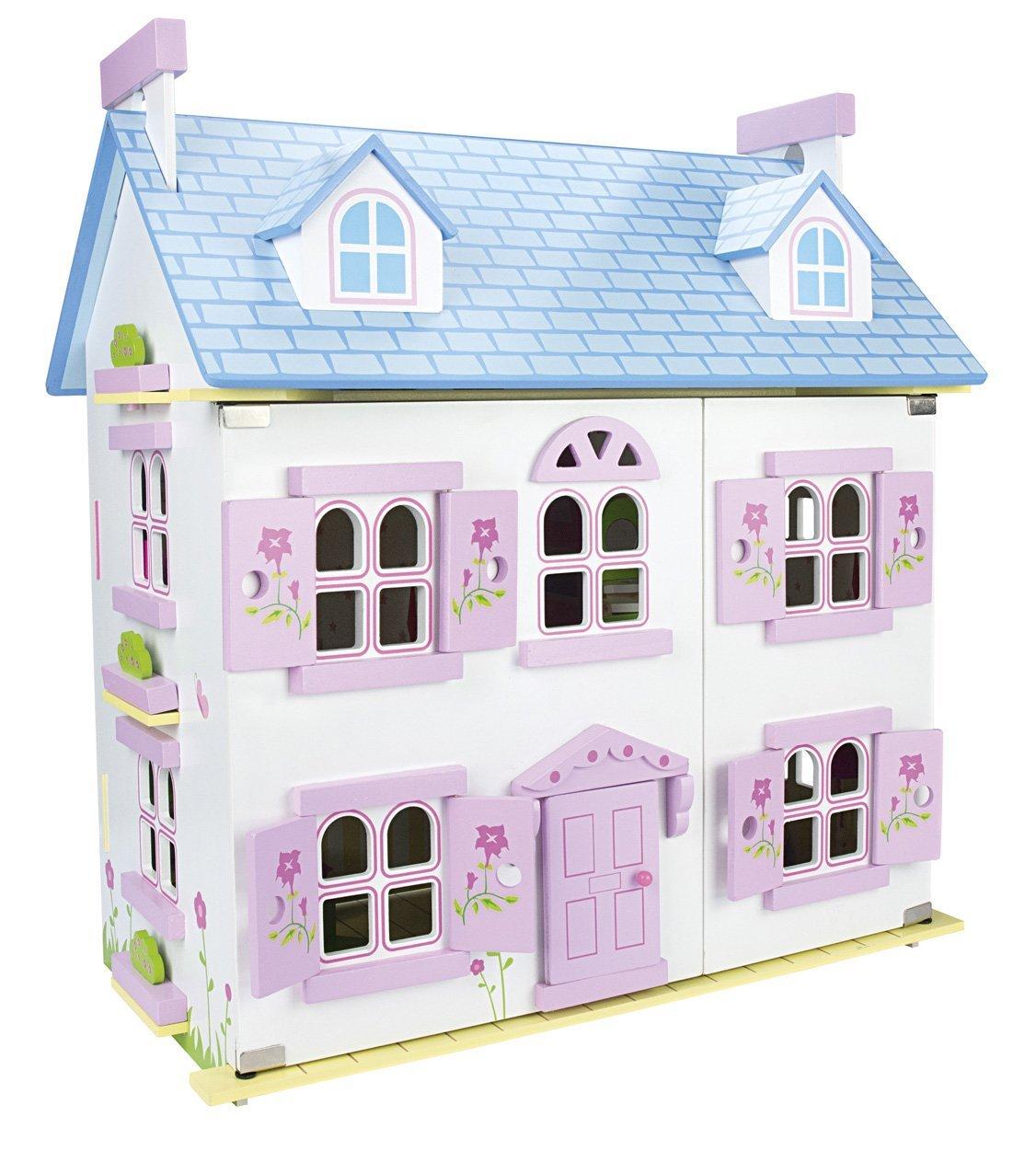 cosas que toda mujer debe saber.: comprar casa de muñecas de madera. - Saber Comprar Mobiliario