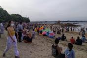 Lebaran Hari Ke-2, Begini Penampakan Tempat Wisata Pantai Sanur Bali