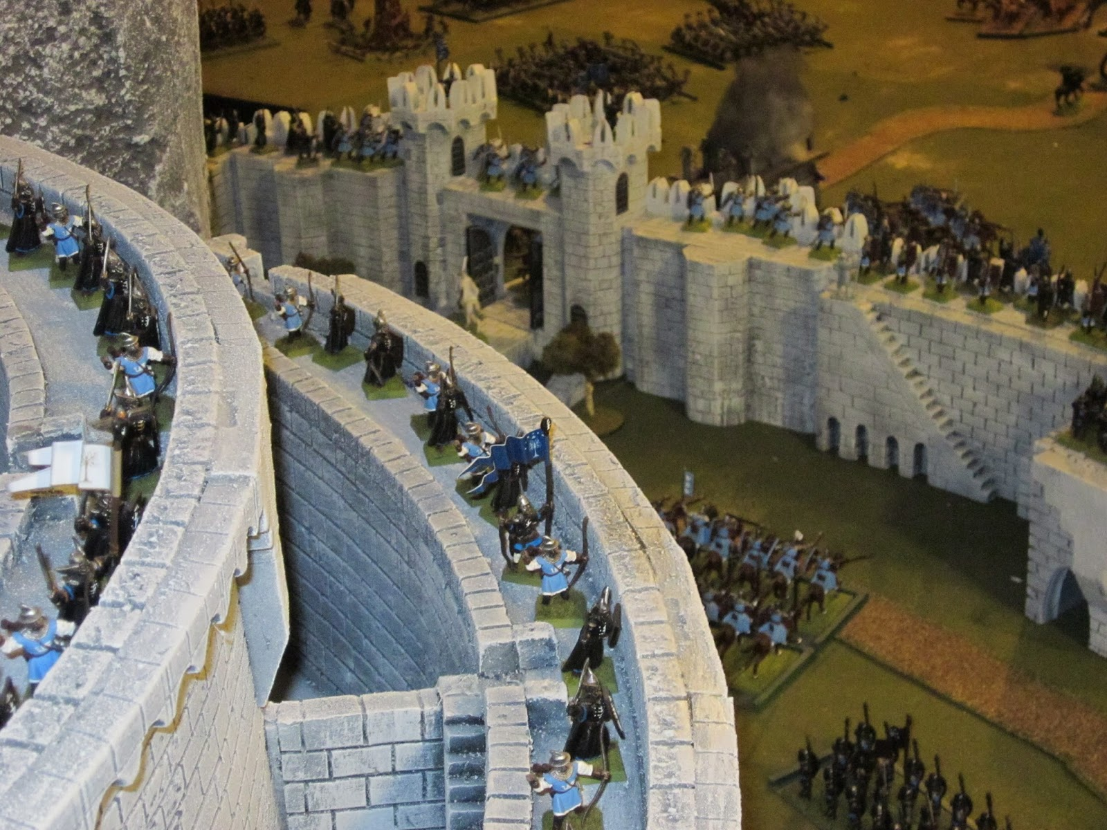 Tides Of War 28mm Knights Of Dol Amroth Army