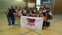 El Club Maravillas Tetuán: Brillantes ganadoras del trofeo AS de Madrid