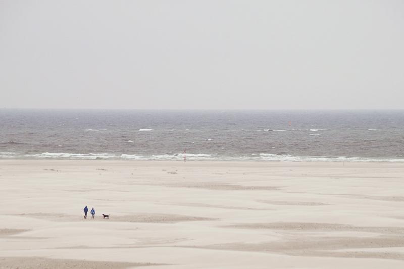 Amrum Kniepsand Strand Nordsee