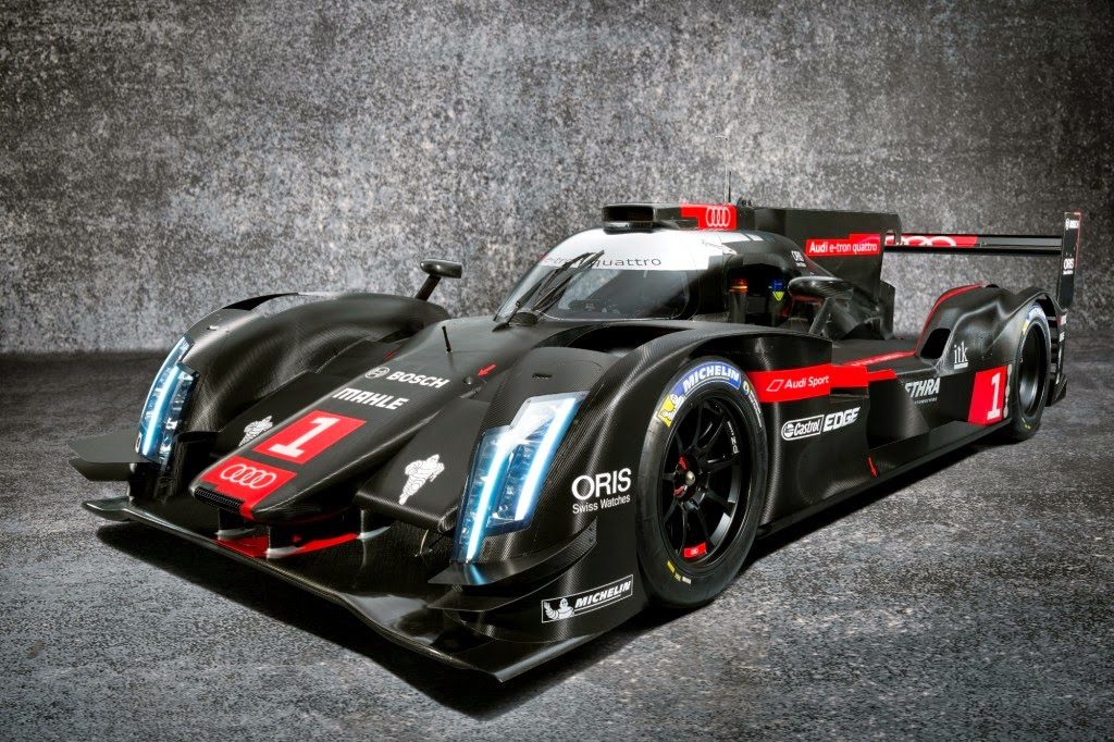 1 000 Hp Awd Hybrids To Dominate 2017 Le Mans