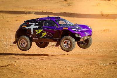 """سلسلة سباقات """"إكستريم إي"""" تستعد لانطلاق سباقها الثاني في داكار"""