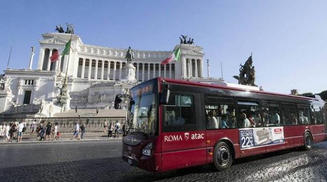 Regione Lazio: 240 mln per il trasporto pubblico di Roma