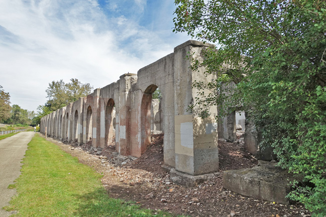 Joliet Iron Works Ruins and Historic Site
