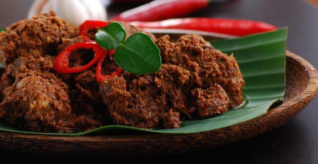 Resep Rendang Daging Dari Padang