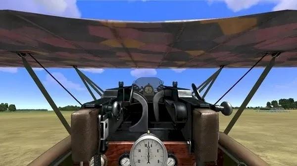 Best Flight Simulator Games PC Rise of Flight