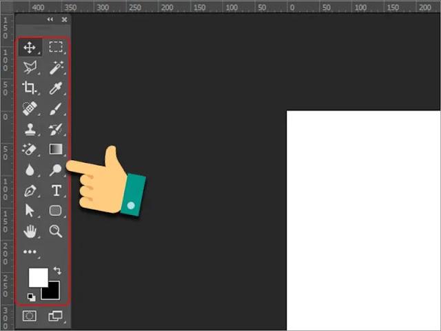 Adobe Photoshop CC - graphic design software, photo editing