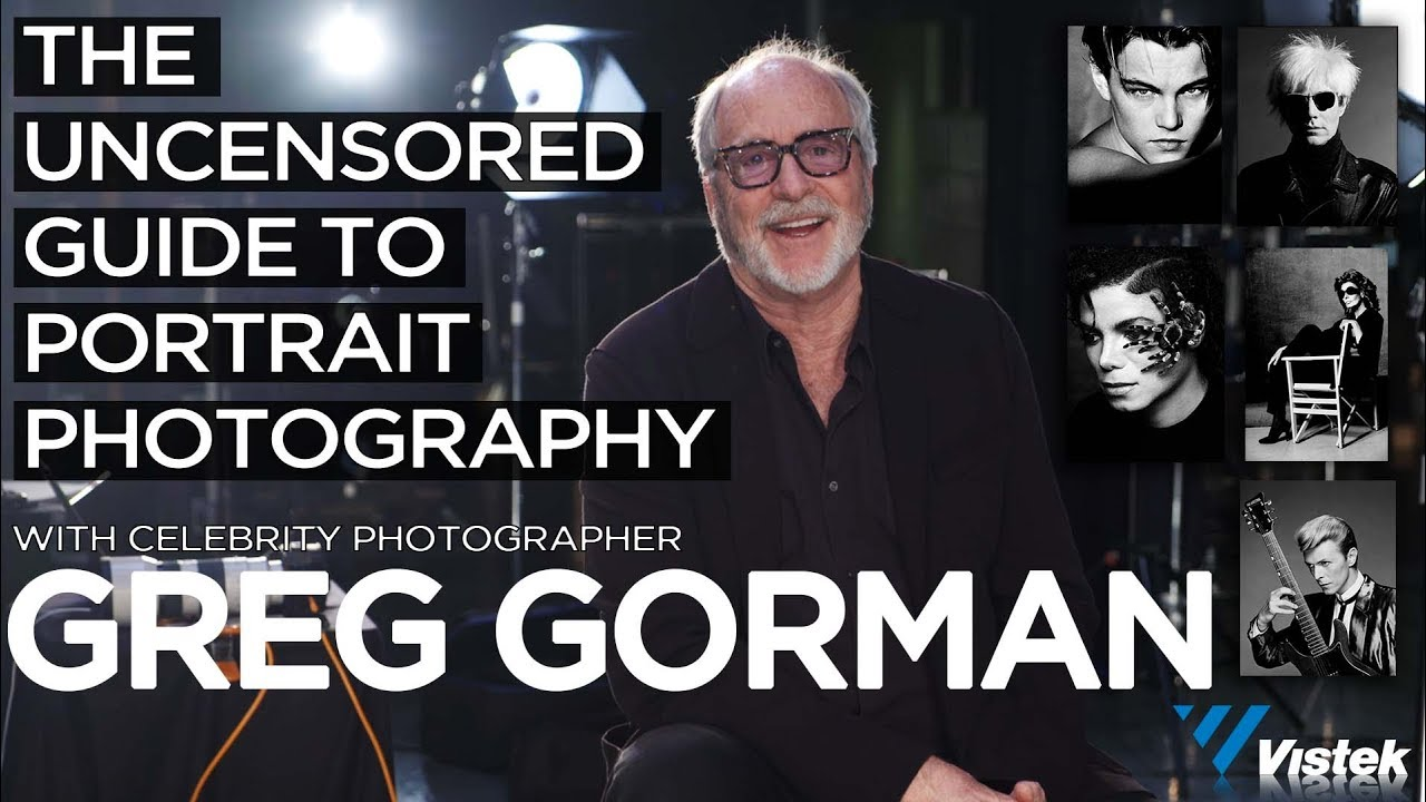 Greg Gorman: Uncensored Guide to Portrait Photography