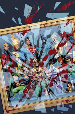 Review del cómic Crisis de Identidad XP de Brad Meltzer y Rags Morales - ECC Ediciones