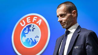 UEFA president Ceferin: We can do more to tackle racism