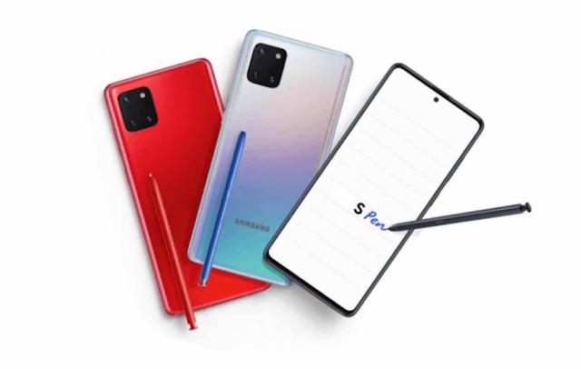 تسريب جميع مواصفات النسخة المخففة من الهاتف جالاكسي نوت 10 والتي ستحمل إسم جالاكسي نوت 10 لايت (Galaxy Note 10 Lite) والمتوقع أن تعلن عنها سامسونج الشهر المقبل.