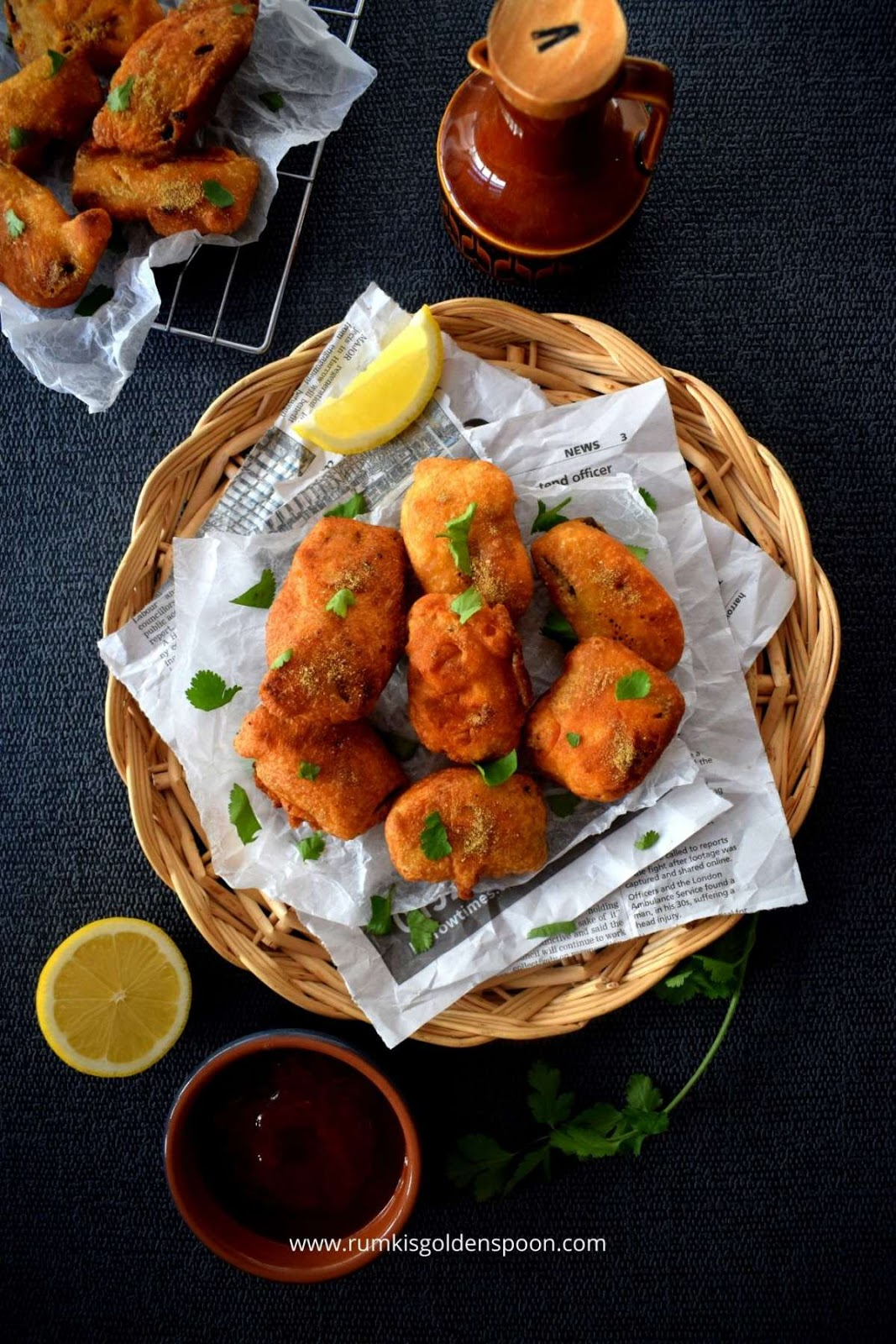 Capsicum Bajji, Capsicum Bajji recipe, Capsicum pakoda, Shimla mirch ke pakora, recipe for capsicum, recipes of capsicum, capsicum recipe, capsicum recipes, recipe with capsicum, bajji recipes, milagai bajji, chilli bajji, how to make capsicum bajji, snacks recipe, snack recipe, Indian snack recipe, indian recipe for snacks, Indian snacks recipe, Rumki's Golden Spoon