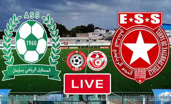 Watch Live Streaming Match AS Soliman vs Etoile Du Sahel