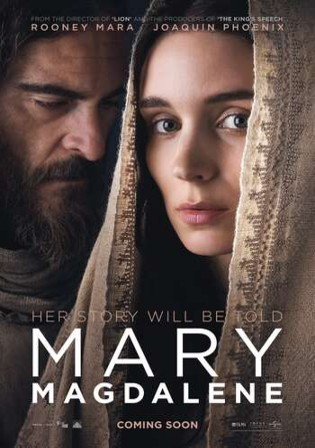 Mary Magdalene 2018 BluRay 400Mb Hindi Dual Audio 480p Watch Online Full Movie Download bolly4u