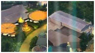Possible Pokemon Attraction Concept Art Epic Universe Universal