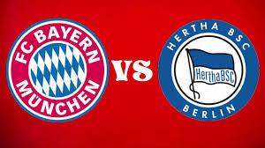 اون لاين مشاهدة مباراة بايرن ميونيخ وهيرتا برلين بث مباشر 23-2-2019 الدوري الالماني اليوم بدون تقطيع