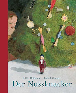 Bilderbuch zum bekannten Kunstmärchen: E. T. A.Hoffmann, Lisbeth Zwerger - Der Nussknacker