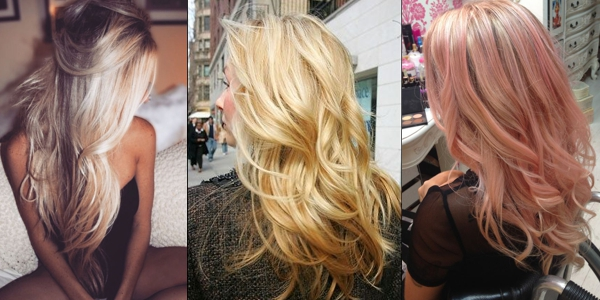 Surprising Gorgeous Golden Highlights Hairstyles For Women Draintrainus