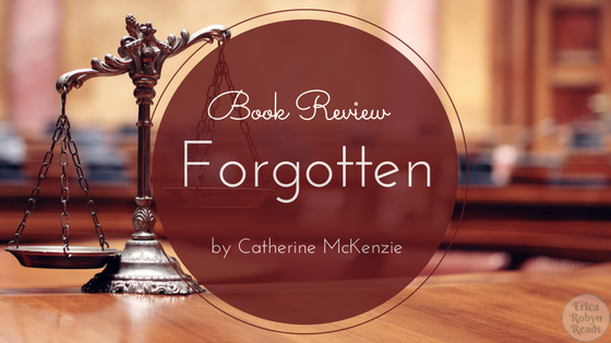Forgotten by Catherine McKenzie book review