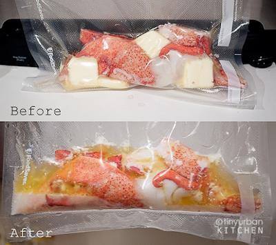 Sous Vide Cooking giúp làm tăng độ mềm và độ ẩm của thực phẩm
