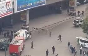 🔴عـاجـل عناصر الإخوان تحاول استهداف قول أمنى بالجيزة .. وخبراء المفرقعات يبطلون مفعولها