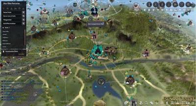 Node Map Heidel