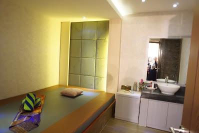 tempat spa di hotel zuri palembang