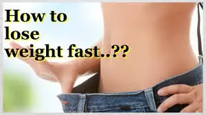 HOW TO LOSE WEIGHT FASTER, BUT SAFELY