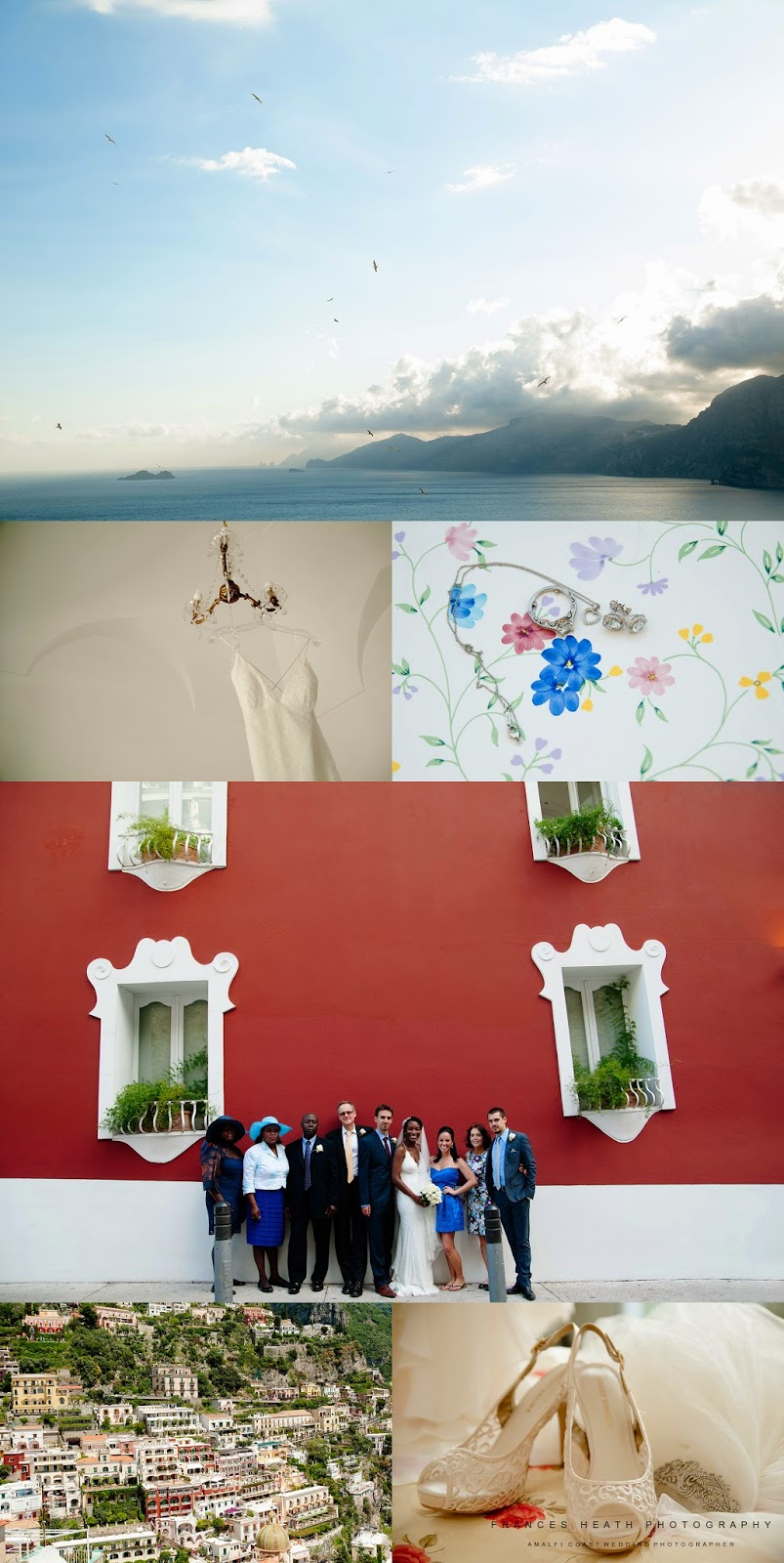 Wedding in Positano and Praiano