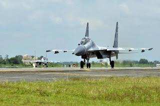 Sukhoi TNI AU