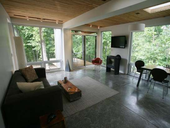 Shipping container homes the 8747 house the james river springfield missouri 4 shipping - Shipping container homes toronto ...
