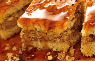 الحجازيه الصيامى للشيف أحمد القاضى cake recipe