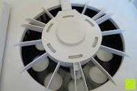 Ventilator: Beurer LR 300 Luftreiniger mit HEPA Filter für 99,5% Filterleistung, ideal bei Heuschnupfen und zur Allergievorbeugung