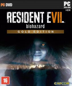 RESIDENT EVIL 7 BIOHAZARD GOLD EDITION Torrent - PC (2018)