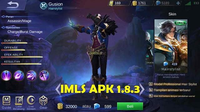 Download Apk IMLS Mobile Legends Terbaru