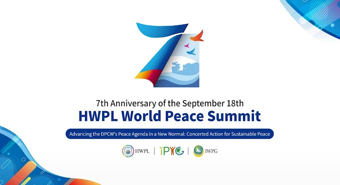 HWPL: World Peace Summit Calling for Concerted Action for Sustainable Peace in the New Normal Era