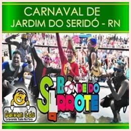Bonde Do Serrote - ao vivo em Jardim Do Seridó - Fevereiro 2016