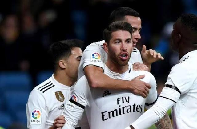تشكيل ريال مدريد ضد سيلتا فيغو عبر سوفت سلاش
