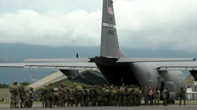 Despliegue militar de EEUU en Colombia genera indignación
