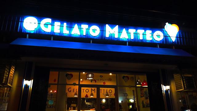 Gelato Matteo