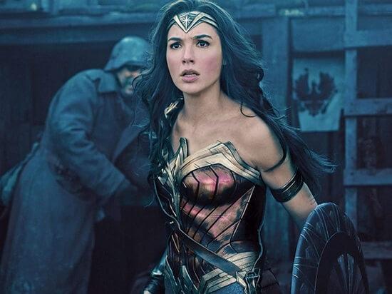 Wonder Woman 1984 Movie Images 4