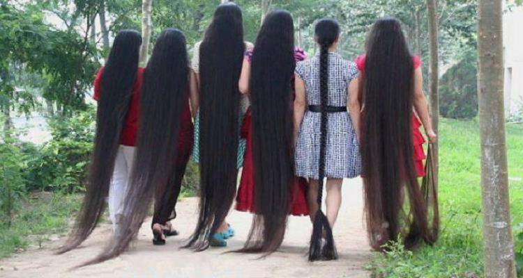 وصفة هندية لتطويل الشعر وتقويته في 30 يوم فقط