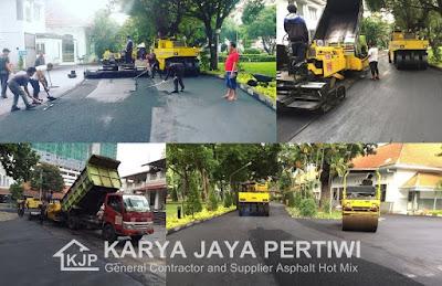 Jasa Pengaspalan Jakarta Bogor Depok Tangerang Bekasi, Jasa Aspal Hotmix Jabodetabek