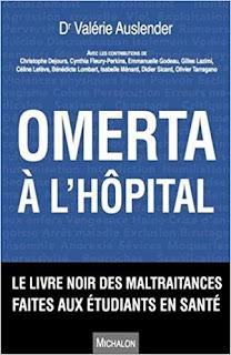 Omerta à L'Hôpital de Valerie Auslender PDF