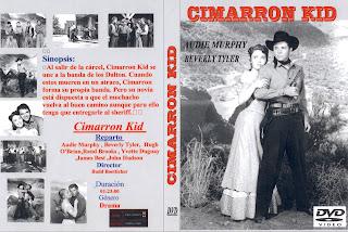 Carátula dvd: Cimarron Kid 1952