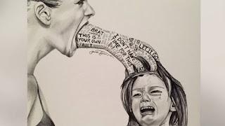 No a la violencia infantil