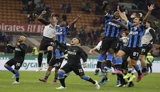 بالفيديو: إنتر ميلان يحلق في صدارة ترتيب الدوري الإيطالي بالفوز على لاتسيو