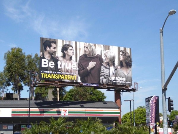 Transparent season 3 Emmy FYC billboard