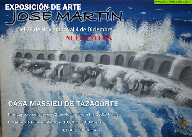 José Martín - Exposición de Arte